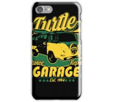 Turtle Garage iPhone Case/Skin