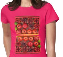 pomegranates for sale  Womens Fitted T-Shirt