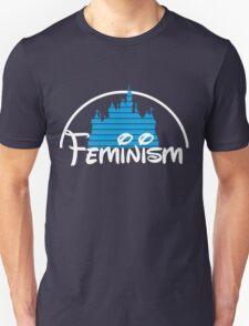 Feminism Castle T-Shirt