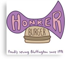 Honker Burger Since 1991 Canvas Print