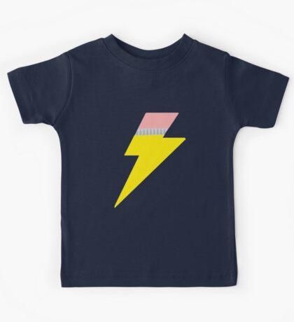 Pencil Bolt Kids Tee