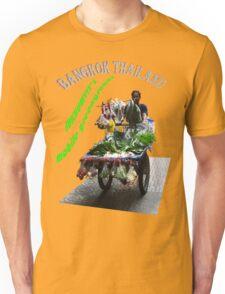 Bangkok Mobile Greengrocer Unisex T-Shirt