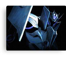 Transformers Prime: Soundwave Canvas Print