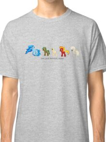 The Last Bender Pony Classic T-Shirt