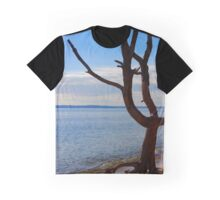 Lonely Tree | Orient, New York Graphic T-Shirt
