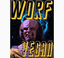 Vegan Victor Worf 1 Unisex T-Shirt