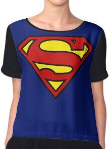 Washington Redskins Superman Chiffon Top