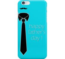 Happy Fathers Day iPhone Case/Skin iPhone Case/Skin