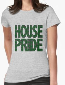 Slytherin House Pride Womens Fitted T-Shirt