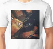 Mad Matters 3x3 in. Unisex T-Shirt