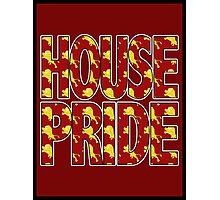 gryffindor house pride Photographic Print