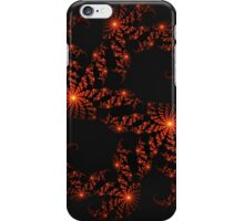 Burning Fractal iPhone Case/Skin