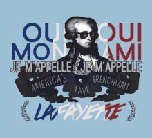 Lafayette: America's Fave. Kids Tee