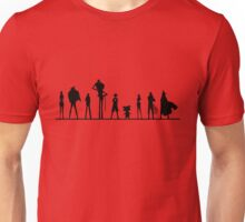 One Piece - Luffy and Friends Unisex T-Shirt