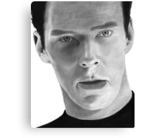 Benedict Cumberbatch - John Harrison - Khan Canvas Print