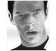 Benedict Cumberbatch - John Harrison - Khan Poster