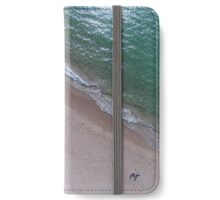 straight down iPhone Wallet/Case/Skin