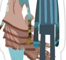Broken Age - Vella & Shay Sticker