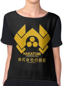 NAKATOMI HARD Chiffon Top