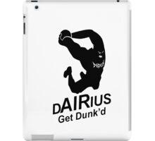 Darius, Dank Dank! iPad Case/Skin