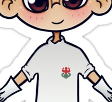 Osric Chauplay: Dr Horrible Sticker