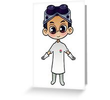 Osric Chauplay: Dr Horrible Greeting Card