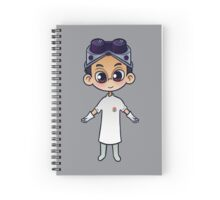 Osric Chauplay: Dr Horrible Spiral Notebook