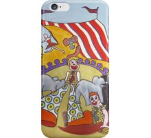 The circus has come to town iPhone Case/Skin