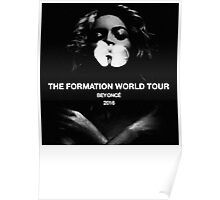 The Formation World Tour  Poster