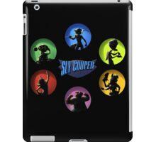 sly cooper 2016 nakula iPad Case/Skin