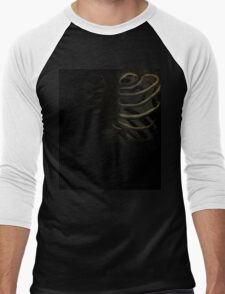 Your Soul - Black - Hatred Men's Baseball ¾ T-Shirt