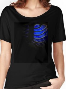 Your Soul - Blue - Integrity Women's Relaxed Fit T-Shirt