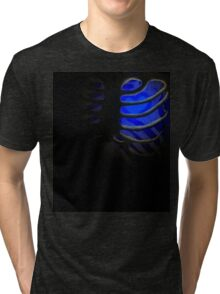 Your Soul - Blue - Integrity Tri-blend T-Shirt