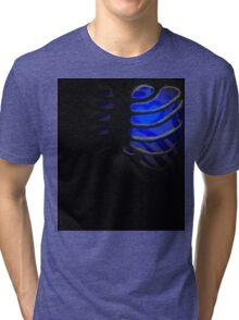 Your Soul - Blue - Integrity Tri-blend T-Shirt