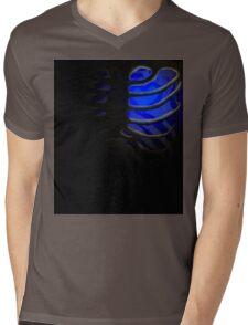 Your Soul - Blue - Integrity Mens V-Neck T-Shirt