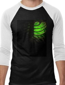 Your Soul - Green - Kindness Men's Baseball ¾ T-Shirt
