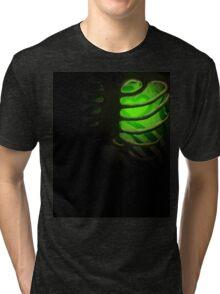 Your Soul - Green - Kindness Tri-blend T-Shirt