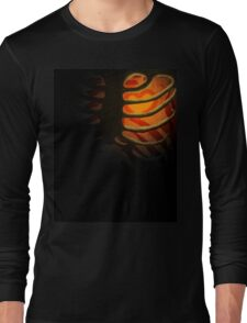 Your Soul - Orange - Bravery Long Sleeve T-Shirt
