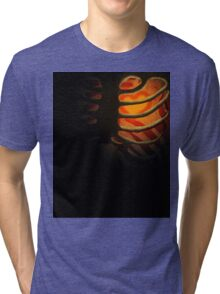 Your Soul - Orange - Bravery Tri-blend T-Shirt