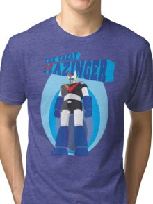 The Great Mazinger Tri-blend T-Shirt