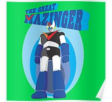 The Great Mazinger Poster