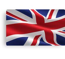 UK | UNITED KINGDOM FLAG Canvas Print