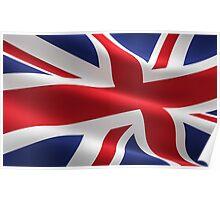 UK | UNITED KINGDOM FLAG Poster