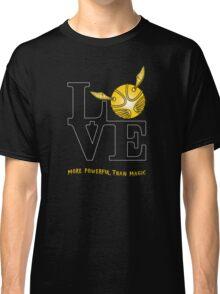 More Powerful than Magic  Classic T-Shirt