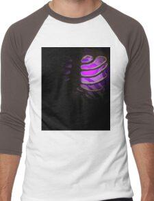 Your Soul - Purple - Perseverance Men's Baseball ¾ T-Shirt