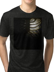 Your Soul - White - Monster Tri-blend T-Shirt