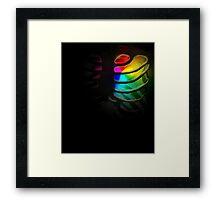 Your Soul - Rainbow Framed Print