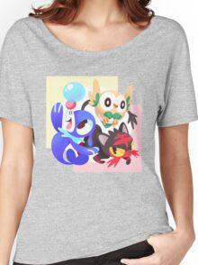 Sun / Moon Starters Women's Relaxed Fit T-Shirt