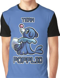 Team Popplio Graphic T-Shirt
