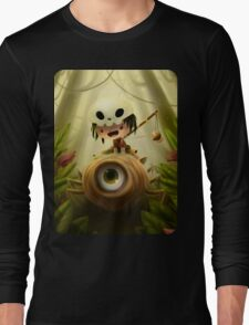 Cyclops Spider Long Sleeve T-Shirt